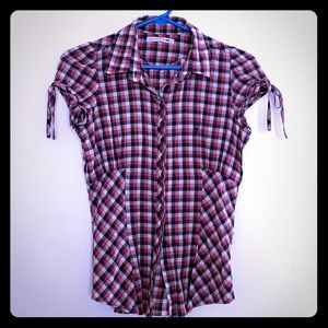 Cotton EUC button up shirt